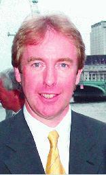 John Barrett MP for Edinburgh West