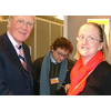 Sir Menzies Campbell, new Leader of Liberal Democrats at the LDDA stall at Harrogate in 2006